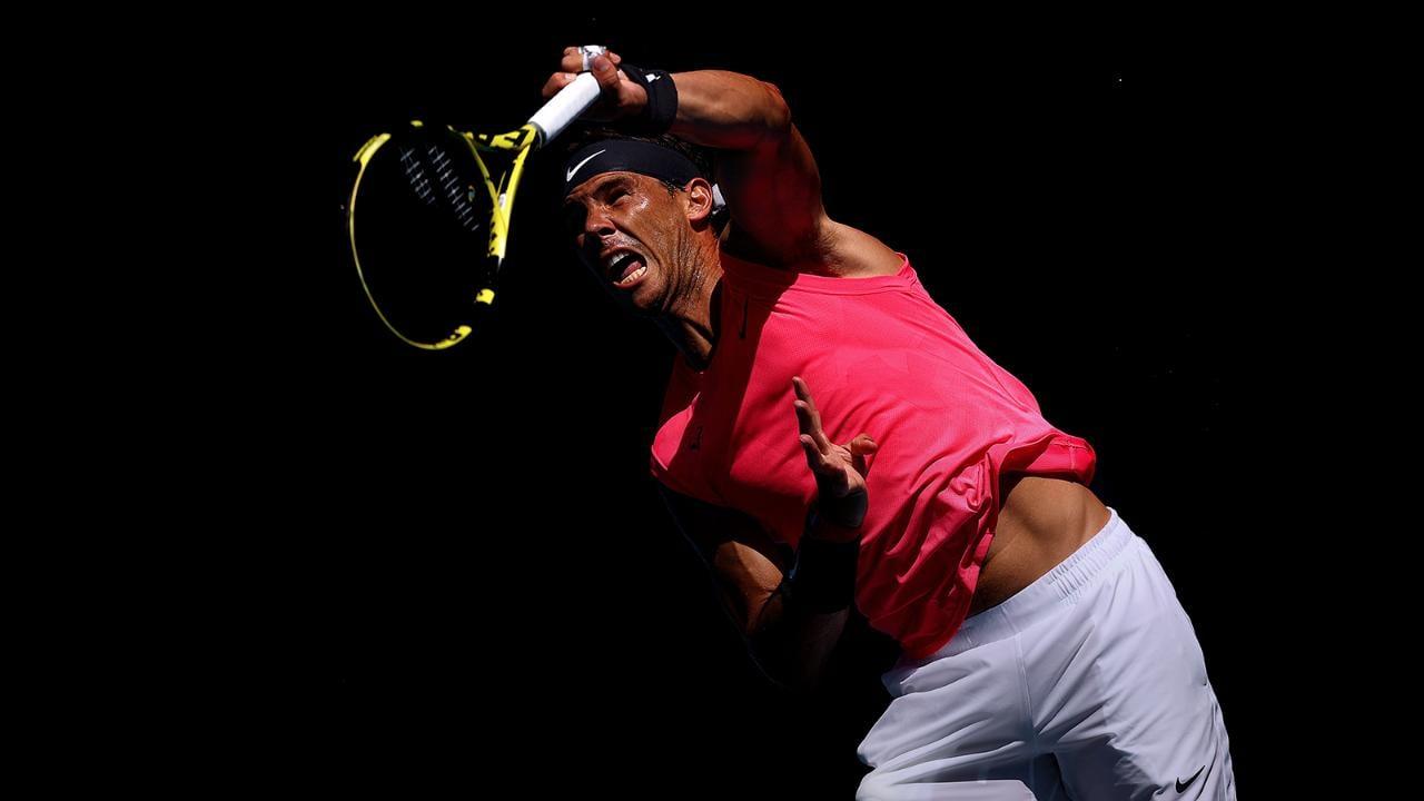 Rafael Nadal vs. Hugo Dellien - Match Highlights (1R) | Australian Open 2020