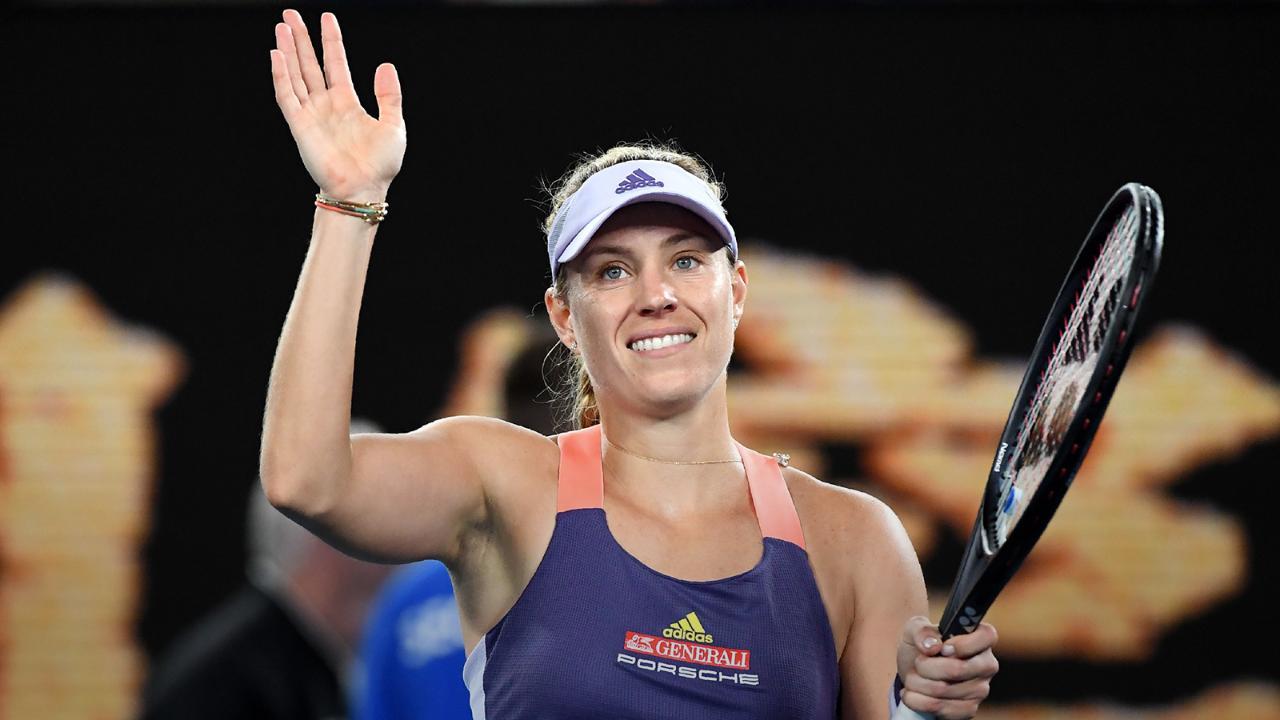 Kerber Australien Open