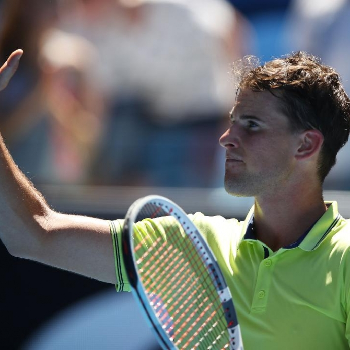Thiem eases past Mannarino into Open fourth round